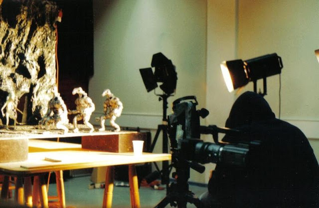 Stop motion production