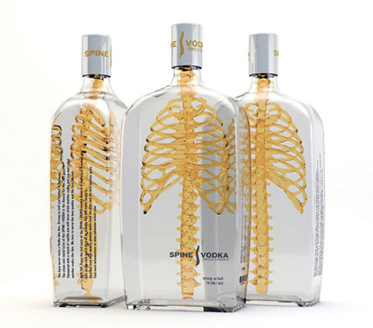 spine vodka