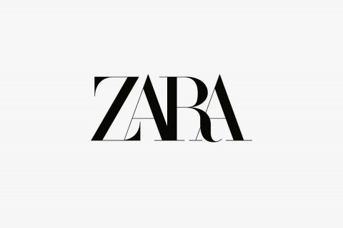 Thiết kế logo mới của thương hiệu thời trang nổi tiếng Zara