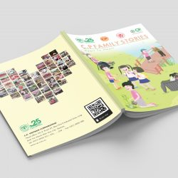 CSR booklet design for C.P Vietnam