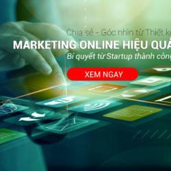 Bí quyết Marketing Online hiệu quả cho Khởi nghiệp – Bán lẻ Thực phẩm